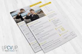 Cabin Crew Resume Template Upcvup