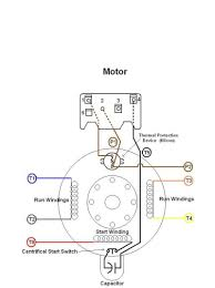 wiring diagram for a dayton 34 hp motor