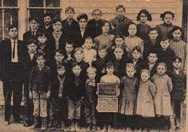 Jasper County, Illinois School Class Pictures