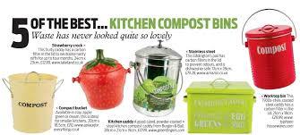 kitchen compost bin garden