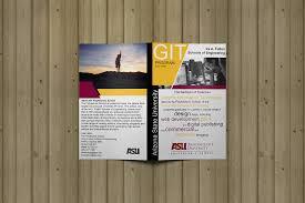 Asu Graphic Design Asu Brochure