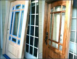 how to clean a stained wood front door stained wood front door refinish stained wood front how to clean a stained wood front door cache