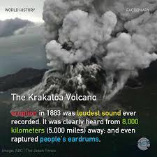 Image result for history of krakatoa