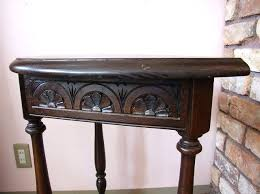 full size of black half circle accent table marvellous semi console kitchen licious dolphin square global
