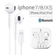 Apple IPhone 11 Pro Max 8 7 Plus X XS MAX XR IPod 10.2 Kablolu kulaklıklar  Lightning için Mikrofon Kablolu Bluetooth Stereo Kulaklıklı Aydınlatma  Kulaklık uygun fiyatlı satın alın - fiyat, ücretsiz