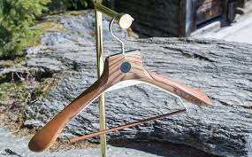 in paris in july i arranged to meet alexandre wielgus founder of le cintre w a maker of specialist custom coat hangers made to order for the very top end