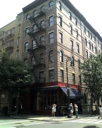 New York Friends Central Fandom Powered By Wikia - New york apartments outside