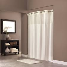 com hookless rbh40my302 fabric shower curtain beige home kitchen