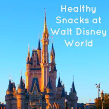 Disney Mamas Healthy Snacks at Walt Disney World