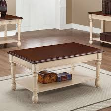 coffee table aberdeen coffee table in vintage dark brown and