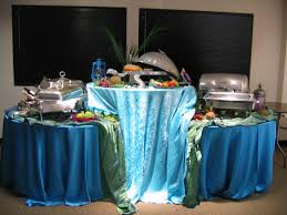 Buffet Table Decorations Ideas Buffet Table Designs