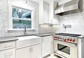 stone kitchen backsplash. White Kitchen Backsplash Tile Ideas Endearing Gray Stone Elegant Intended For Amazing House .