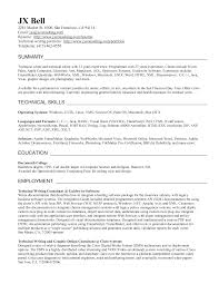 Resume Cosmetology Instructor