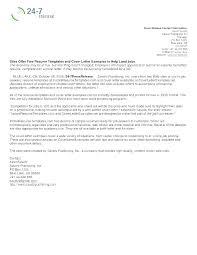 Online Job Cover Letter Basic Resume Cover Letter Template Good Cover Letter For Job