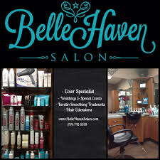 Vote For Belle Haven Salon As