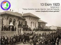 ankaranin-baskent-olusu - İhsaniye Belediyesi