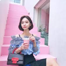 韓国女子のsnsで見つけた真似したいイマドキ韓国女子のヘアカタログ