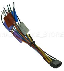 kenwood kdc x792 kdcx792 oem genuine wire harness ebay kenwood wiring harness diagram kenwood kdc x993 kdcx993 genuine wire harness *pay today ships today*