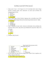 Kali ini akan di bahas kumpulan soal pkn kelas 7. Contoh Soal Essay Pkn Bab 6 Ancaman Negara Kelas X Jawabanku Id