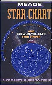 Complete Star Chart Meade Star Charts And Glow In The Dark Star Finder A