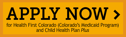 Child Health Plan Plus Chp Colorado Department Of