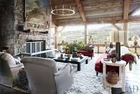 Interior Decor Trends 2017 Countryside Apartment Rustic Wooden Modern Design Rug Veranda