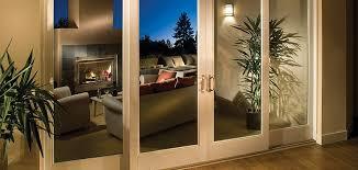 ultra series fiberglass 4 panel sliding patio door