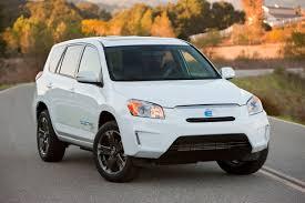 Toyota RAV4 EV technical details, history, photos on Better Parts LTD