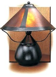 arts and crafts lamp arts and crafts style lamp arts crafts style lamp with mica shade arts and crafts