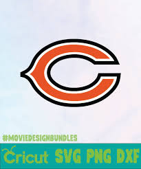 Free vector icons in svg, psd, png, eps and icon font. Chicago Bears Svg Png Dxf Chicago Bears Logo Movie Design Bundles