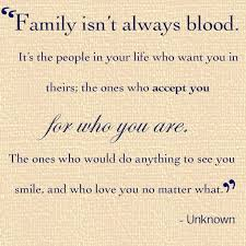 Meaning Of Family Quotes
