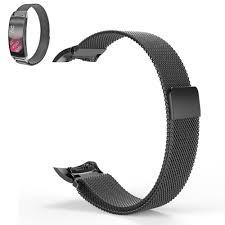 Dây Đeo Inox Milanese Cho Đồng Hồ Thông Minh Samsung Gear Fit 2 Sm-R360,  Giá tháng 10/2020