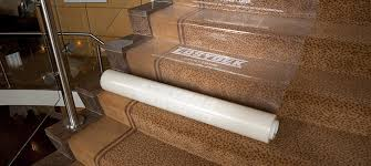 FLOOR COVER, FOR COVERING UNTREATED WOODEN STAIRCASES Covering staircases   Easydek