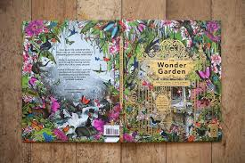 Small Picture Wonder Garden book Kristjana S Williams Studio