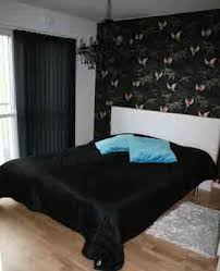 black and purple bedroom blue and black bedroom decor black blue bedroom