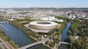 Stadium Planning Design Football Stadium Design Msc Thesis Architecture And