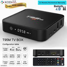 Bán Cập Nhật Giá Tivi BOX thế hệ mới T95M Siêu nét 4K bán chạy nhất Amazon  ( Tích hợp FPT Play )