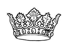 Small Picture Picture of Princess Crown Coloring Page NetArt