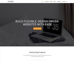 Best Free Website Templates New Morph 48 Best Free Joomla Template ThemeXpert