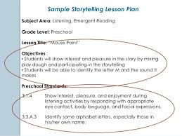 Kindergarten Daily Lesson Plan Template Luxury Lesson Plan ...
