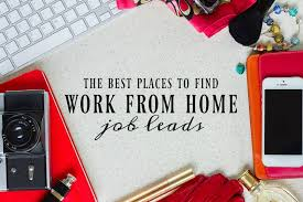 Best Places To Search For Jobs The Best Sources To Find Work From Home Job Leads Single Moms Income