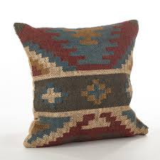down filled throw pillows. Plain Down Kilim Collection Design Down Filled Throw Pillow  Free Shipping Today  Overstock 18975538 And Pillows L