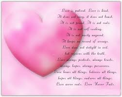 Love Is Patient Love Is Kind Quote Delectable Love Is Patient Love Is Kind It Is Not Proud It Is Not Rud E