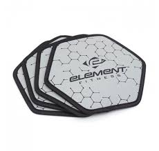 element fitness pro fabric glide discs