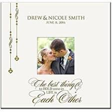 personalized mr & mrs wedding anniversary gifts photo album holds Wedding Anniversary Gifts Under 200 personalized mr & mrs wedding anniversary gifts photo album custom engraved the best thing to hold Gifts for Women $200