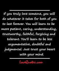 If You Really Love Someone Quotes Amazing If You Truly Love Someone Love Quotes Pinterest Trust