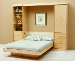 Modern Wall Bed Unit