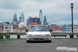 1992 Honda Accord EX - Striking A Chord - Honda Tuning Magazine