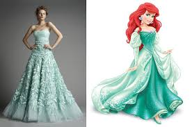 35 wedding dresses every disney obsessed bride will love