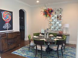 colorful modern dining room. Colorful Modern Dining Room O